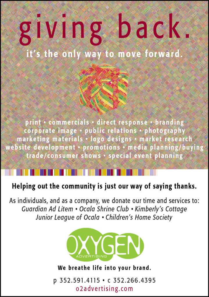 CharityAdOxygen